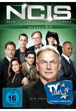 NCIS - Naval Criminal Investigate Service/Season 8.2  [3 DVDs] DVD-Cover