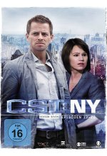 CSI: NY - Season 7/Box-Set 2  [3 DVDs] DVD-Cover