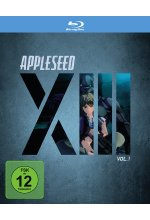 Appleseed XIII - Vol. 1 Blu-ray-Cover