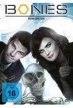 Bones - Season 6  [6 DVDs] DVD-Cover