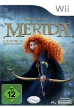 Merida - Legende der Highlands Cover