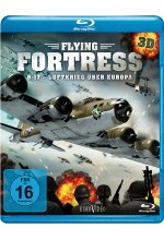 Flying Fortress 3D: B-17 - Luftkrieg über Europa Blu-ray 3D-Cover