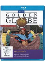 Kolumbien - Golden Globe Blu-ray-Cover