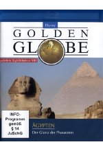 Ägypten - Der Glanz der Pharaonen - Golden Globe Blu-ray-Cover