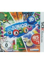 Junior Games 3D Cover