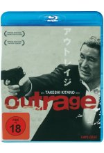 Outrage Blu-ray-Cover