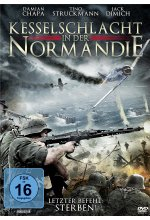 Kesselschlacht in der Normandie DVD-Cover