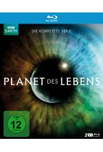 Planet des Lebens - Die komplette Serie  [2 BRs] Blu-ray-Cover
