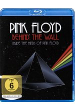 Pink Floyd - Behind the Wall/Inside the Minds of Pink Floyd Blu-ray-Cover