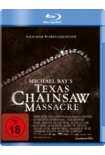 Michael Bay's Texas Chainsaw Massacre Blu-ray-Cover