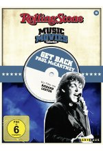 Get Back - Paul McCartney - Rolling Stone Music Movies Collection DVD-Cover