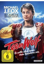 Teen Wolf DVD-Cover