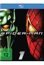 Spider-Man 1 Blu-ray-Cover