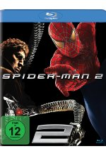 Spider-Man 2 Blu-ray-Cover