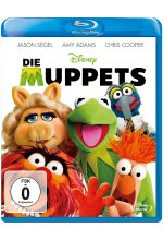 Die Muppets - Der Film Blu-ray-Cover