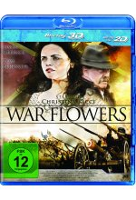 War Flowers Blu-ray 3D-Cover