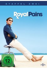 Royal Pains - Staffel 2  [5 DVDs] DVD-Cover