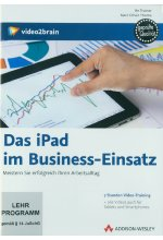 Das iPad im Business-Einsatz - Video-Training (PC+MAC+Linux+iPad) Cover