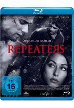 Repeaters - Tödliche Zeitschleife Blu-ray-Cover