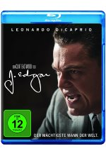 J. Edgar Blu-ray-Cover