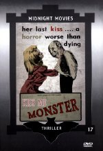 Kiss me Monster - Midnight Movies 17 DVD-Cover