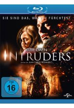 Intruders Blu-ray-Cover