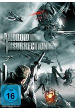 Android Insurrection DVD-Cover
