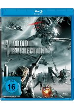 Android Insurrection Blu-ray-Cover