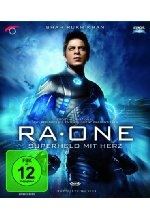 Ra.One - Superheld mit Herz  [LE] [SE] (+ DVD) Blu-ray-Cover