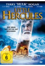 Little Hercules DVD-Cover