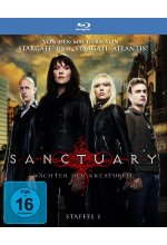 Sanctuary - Staffel 1  [3 BRs] Blu-ray-Cover