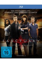 Sanctuary - Staffel 2  [3 BRs] Blu-ray-Cover