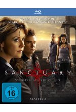 Sanctuary - Staffel 3  [4 BRs] Blu-ray-Cover
