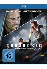 Carjacked Blu-ray-Cover