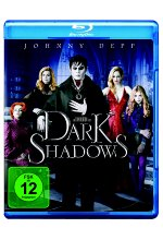 Dark Shadows Blu-ray-Cover