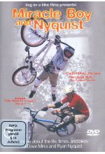 Miracle Boy and Nyquist DVD-Cover