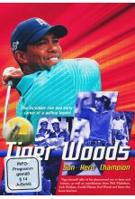Tiger Woods - Son Hero Champion DVD-Cover