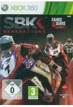 SBK Generations Cover