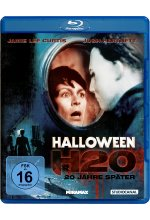 Halloween H20 Blu-ray-Cover