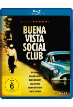 Buena Vista Social Club  (OmU) Blu-ray-Cover