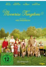 Moonrise Kingdom DVD-Cover