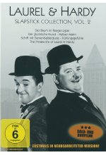 Laurel & Hardy - Slapstick Collection Vol. 2 DVD-Cover