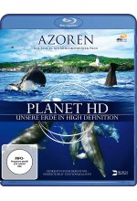 Planet HD - Unsere Erde in High Definition - Azoren Blu-ray-Cover