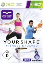 Your Shape - Fitness Evolved (Kinect)  [SWP] Cover
