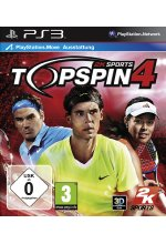 Top Spin 4  [SWP] Cover