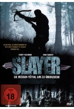 Slayer DVD-Cover