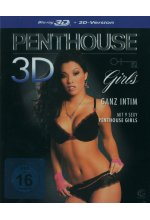 Penthouse Girls - Ganz intim 3D Blu-ray 3D-Cover