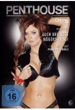 Penthouse Girls - Auch Brünette mögens heiss! DVD-Cover