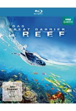 Das Great Barrier Reef - Naturwunder der Superlative Blu-ray-Cover