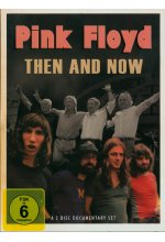 Pink Floyd - Then and Now  [2 DVDs] DVD-Cover